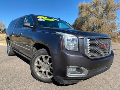 2015 GMC Yukon XL for sale at UNITED Automotive in Denver CO