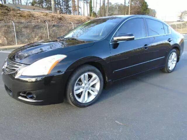 2011 Nissan Altima for sale at Atlanta Auto Max in Norcross GA