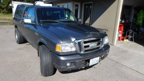 2007 Ford Ranger for sale at M & M Auto Sales LLc in Olympia WA