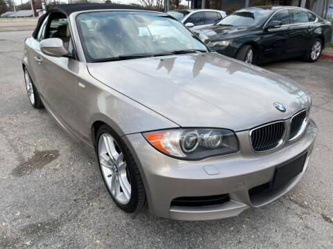 2011 BMW 1 Series for sale at AWESOME CARS LLC in Austin TX