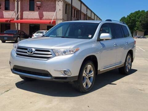 2013 Toyota Highlander for sale at Best Auto Sales LLC in Auburn AL