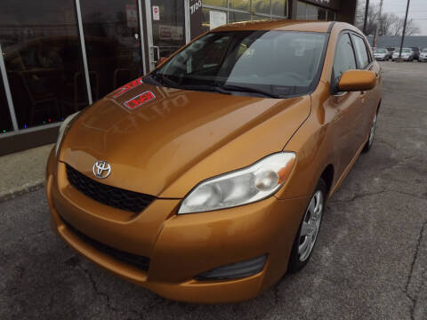 2009 Toyota Matrix for sale at Arko Auto Sales in Eastlake OH