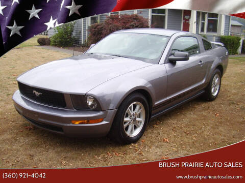 2006 Ford Mustang for sale at Brush Prairie Auto Sales in Battle Ground WA