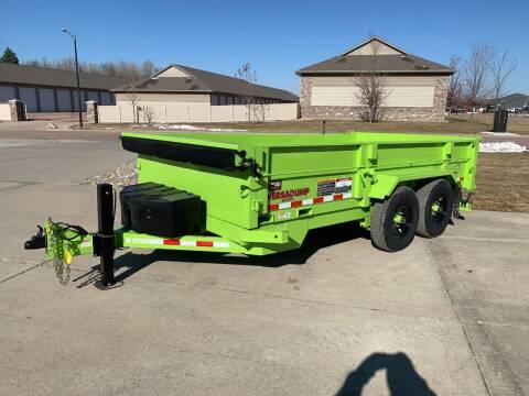 2021 Midsota HV-14 #1258 for sale at Prairie Wind Trailers, LLC in Harrisburg SD
