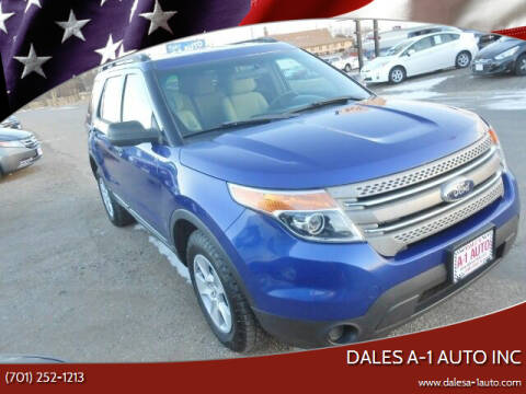 2014 Ford Explorer for sale at Dales A-1 Auto Inc in Jamestown ND
