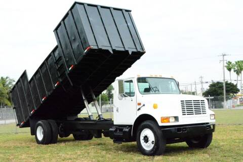2000 International 4900 for sale at American Trucks and Equipment in Hollywood FL
