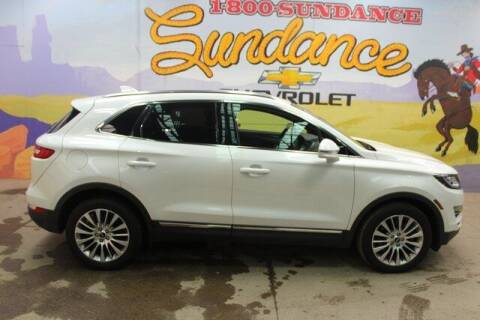 2018 Lincoln MKC for sale at Sundance Chevrolet in Grand Ledge MI