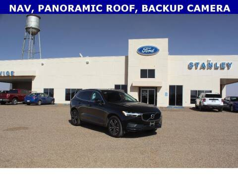 2020 Volvo XC60 for sale at STANLEY FORD ANDREWS in Andrews TX