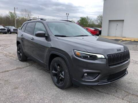 2020 Jeep Cherokee for sale at Vance Fleet Services in Guthrie OK