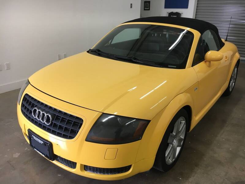 2005 Audi TT for sale at CHAGRIN VALLEY AUTO BROKERS INC in Cleveland OH