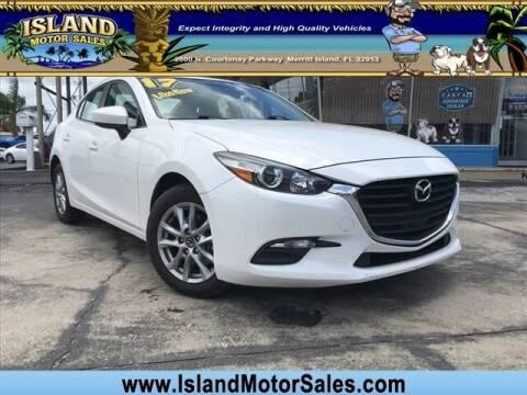 2017 Mazda MAZDA3 for sale at Island Motor Sales Inc. in Merritt Island FL