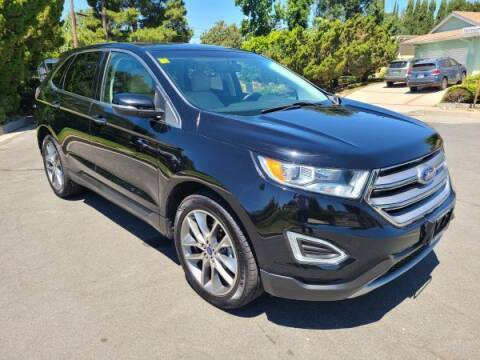 2016 Ford Edge for sale at CAR CITY SALES in La Crescenta CA