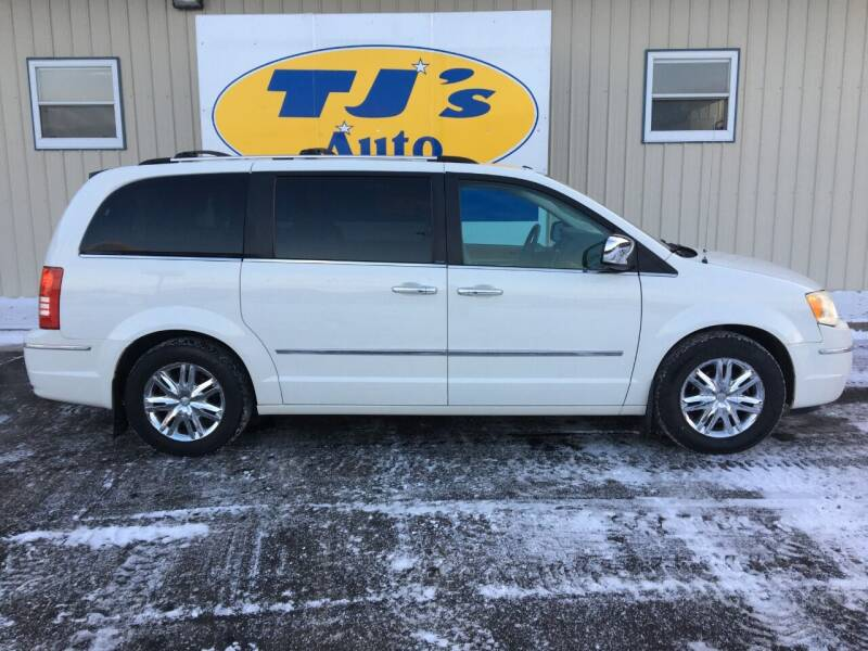 2010 Chrysler Town and Country for sale at TJ's Auto in Wisconsin Rapids WI