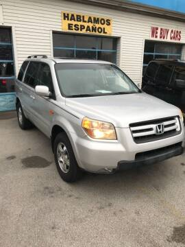 2008 Honda Pilot for sale at Lexington Auto Store in Lexington KY