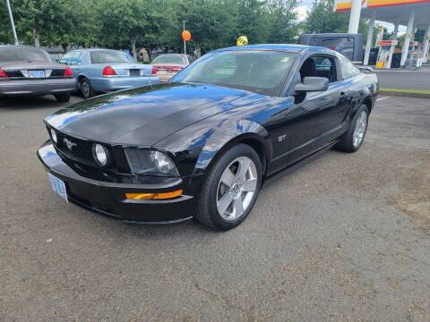 2006 Ford Mustang for sale at Blue Lake Auto & RV Repair Inc in Fairview OR