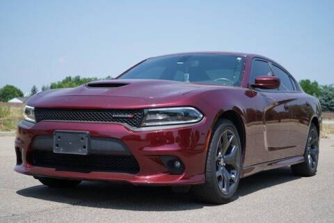 2018 Dodge Charger for sale at COURTESY MAZDA in Longmont CO