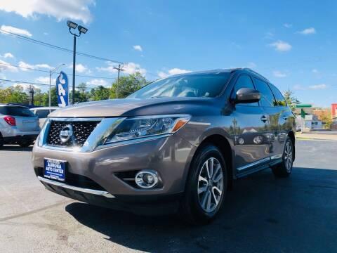 2013 Nissan Pathfinder for sale at Aurora Auto Center Inc in Aurora IL