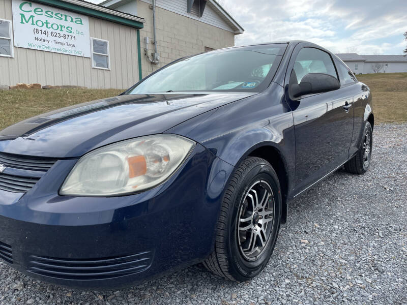 2010 Chevrolet Cobalt for sale at CESSNA MOTORS INC in Bedford PA