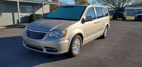 2013 Chrysler Town and Country for sale at Jacks Auto Sales in Mountain Home AR