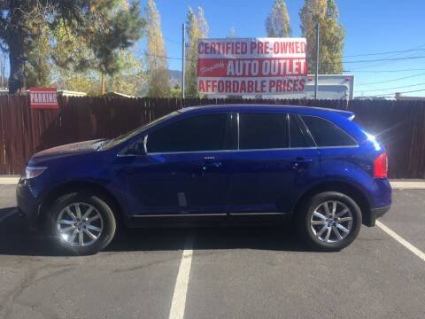 2013 Ford Edge for sale at Flagstaff Auto Outlet in Flagstaff AZ