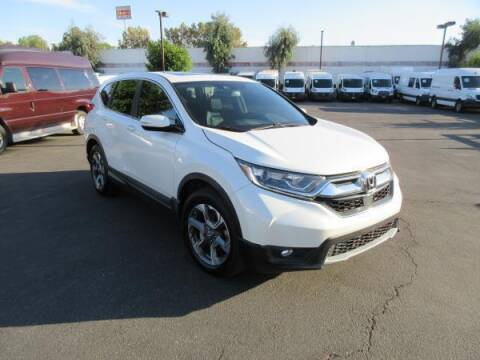 2017 Honda CR-V for sale at Norco Truck Center in Norco CA
