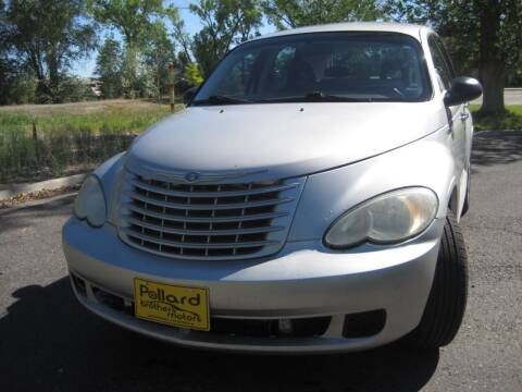 2006 Chrysler PT Cruiser for sale at Pollard Brothers Motors in Montrose CO