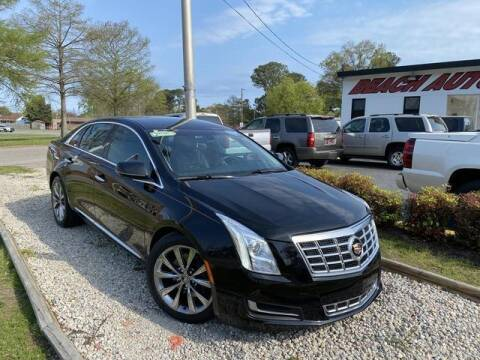 2015 Cadillac XTS for sale at Beach Auto Brokers in Norfolk VA