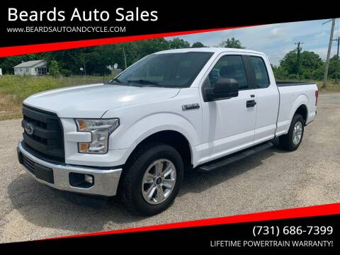 2015 Ford F-150 for sale at Beards Auto Sales in Milan TN
