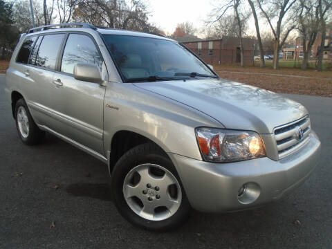 2005 Toyota Highlander for sale at Sunshine Auto Sales in Kansas City MO