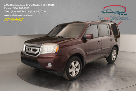 2011 Honda Pilot for sale at Elvis Auto Sales LLC in Grand Rapids MI