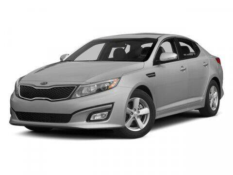 2014 Kia Optima for sale at Jimmys Car Deals in Livonia MI