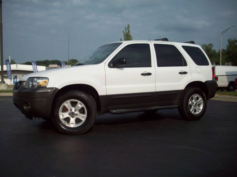 2007 Ford Escape for sale at Whitney Motor CO in Merriam KS