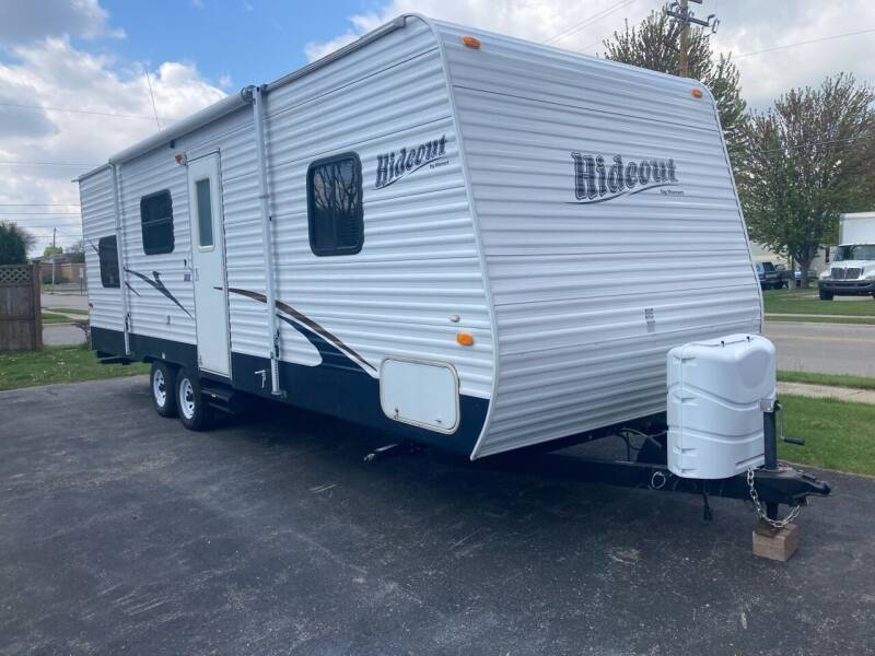 2008 Keystone Hornet for sale at RABIDEAU'S AUTO MART in Green Bay WI