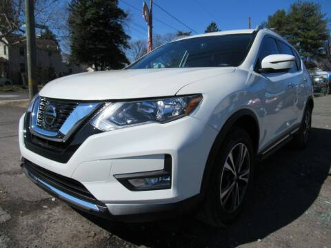 2017 Nissan Rogue for sale at PRESTIGE IMPORT AUTO SALES in Morrisville PA