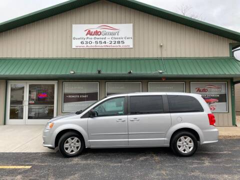 2012 Dodge Grand Caravan for sale at AutoSmart in Oswego IL