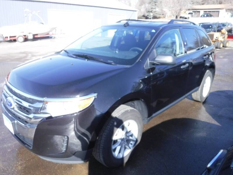 2014 Ford Edge for sale at J & K Auto - J and K in Saint Bonifacius MN