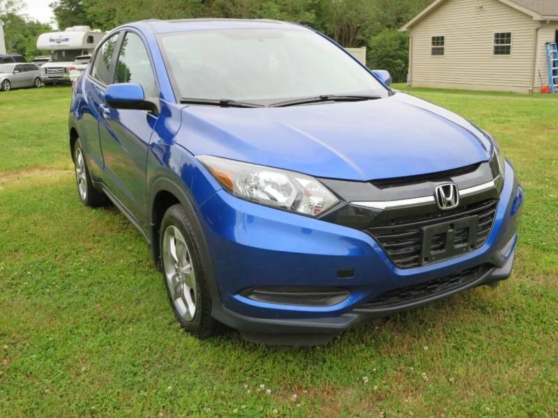 2018 Honda HR-V for sale at Star Automotors in Odessa DE