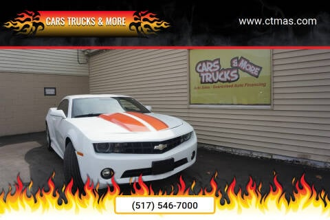2011 Chevrolet Camaro for sale at Cars Trucks & More in Howell MI