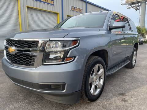 2016 Chevrolet Tahoe for sale at RoMicco Cars and Trucks in Tampa FL