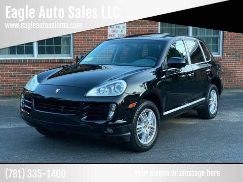 2010 Porsche Cayenne for sale at Eagle Auto Sales LLC in Holbrook MA