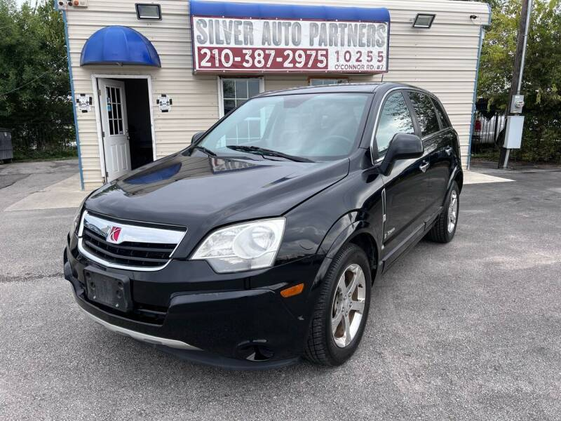 2008 Saturn Vue for sale at Silver Auto Partners in San Antonio TX
