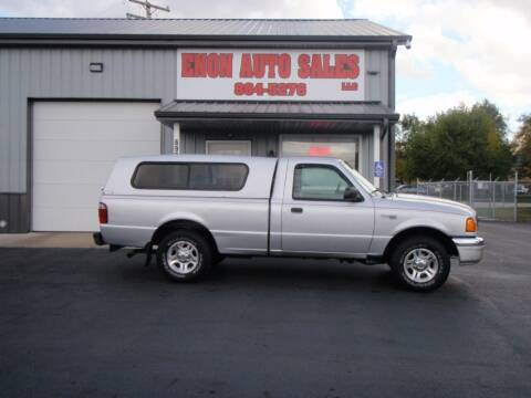 2005 Ford Ranger for sale at ENON AUTO SALES in Enon OH