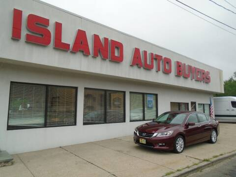 2014 Honda Accord for sale at Island Auto Buyers in West Babylon NY