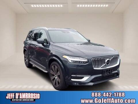 2021 Volvo XC90 for sale at Jeff D'Ambrosio Auto Group in Downingtown PA