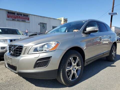 2013 Volvo XC60 for sale at MENNE AUTO SALES in Hasbrouck Heights NJ