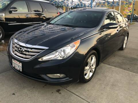 2012 Hyundai Sonata for sale at Plaza Auto Sales in Los Angeles CA
