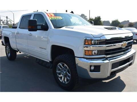 2019 Chevrolet Silverado 2500HD for sale at ATWATER AUTO WORLD in Atwater CA