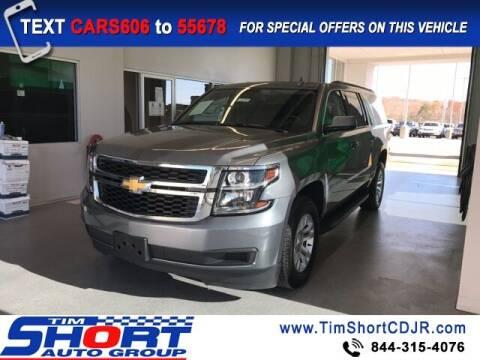 2020 Chevrolet Suburban for sale at Tim Short Chrysler in Morehead KY