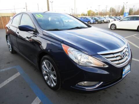 2011 Hyundai Sonata for sale at Choice Auto & Truck in Sacramento CA