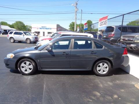 2009 Chevrolet Impala for sale at Cars Unlimited Inc in Lebanon TN